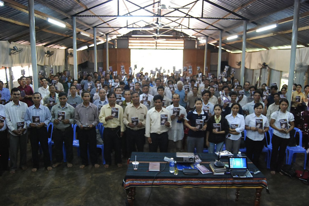 Jarai Tribal in Vietnam Conference